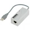 USB LAN adapter voor Wii