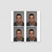 4 pasfoto's